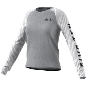 adidas Five Ten Trailcross LS Shirt Women grey three